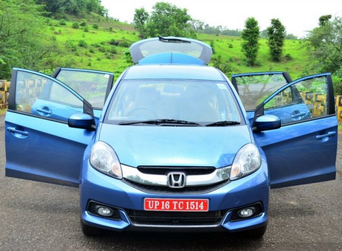Honda Mobilio: The amazing mini-SUV that will blow your mind