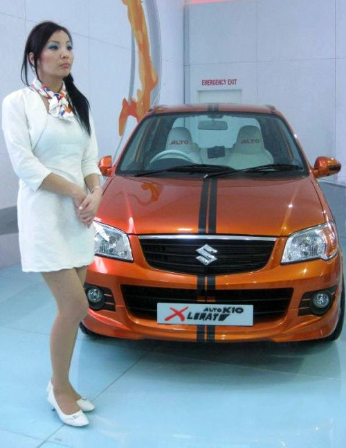 India's TOP 10 selling cars