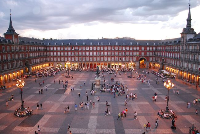 Plaza Mayor Square.