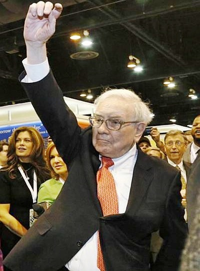 Buffett's generous gift: $2.8 billion to Gates, charities
