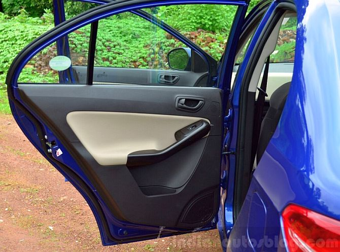 Tata Zest diesel strikes a perfect balance between riding and handling