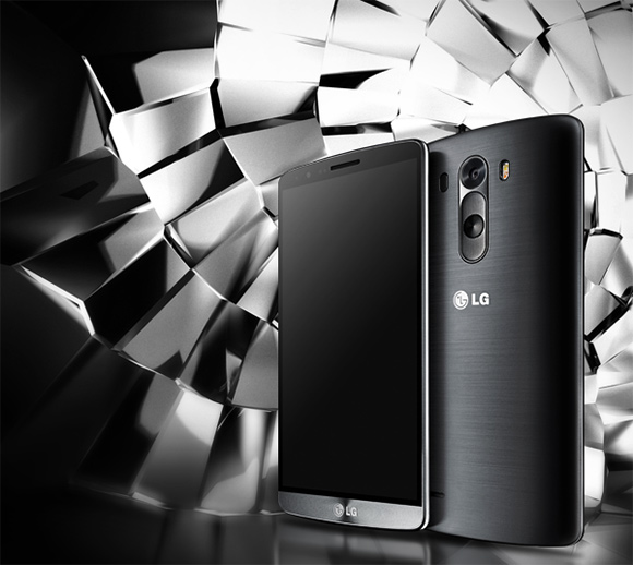 Stylish LG G3 to take on Galaxy S5, iPhone 5S