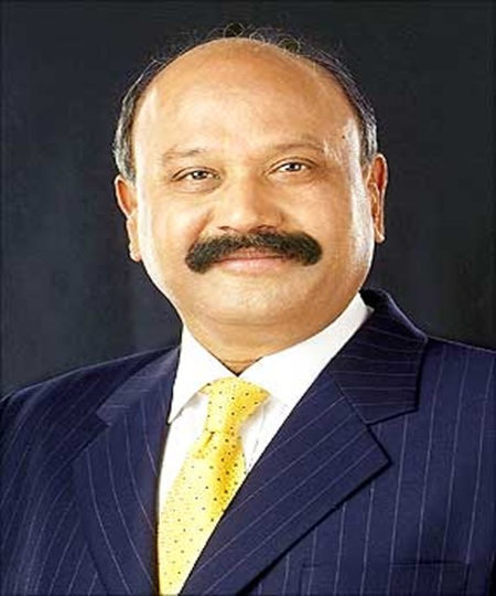 G M Rao, chairman, GMR Infrastructure