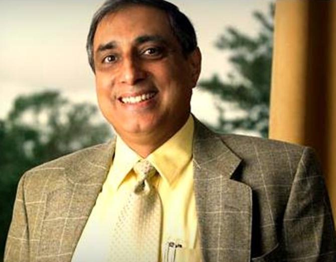 Irfan Razack, chairman and managing director of Prestige Estates.