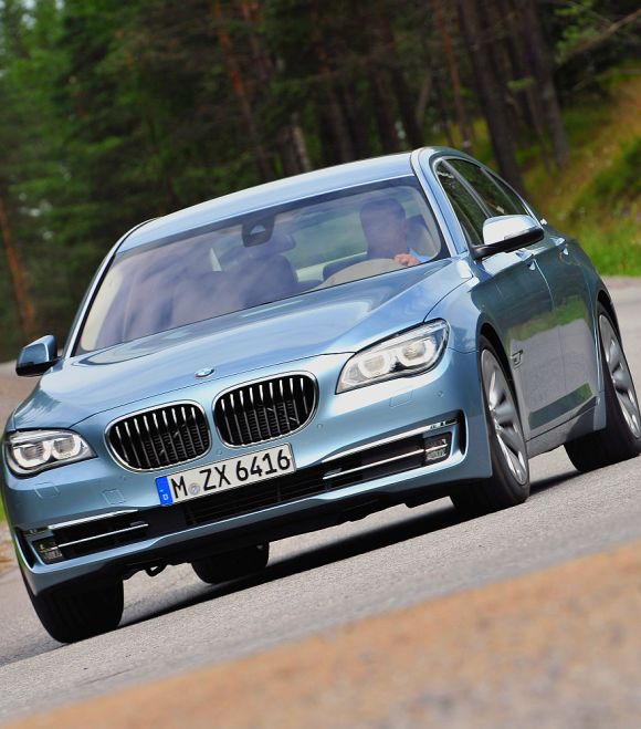 BMW 7 Series ActiveHybrid is a real mean machine