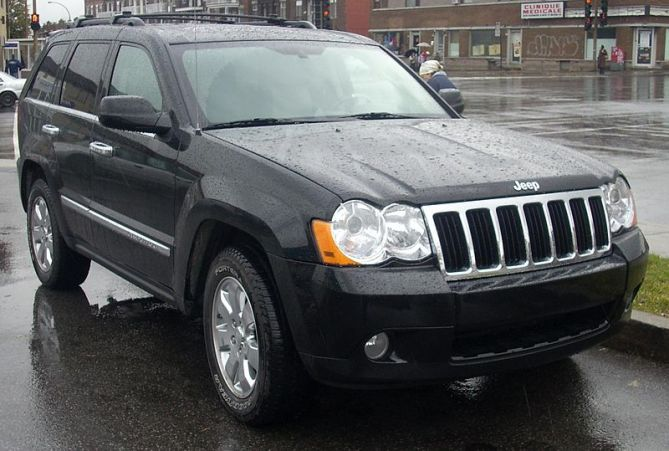 chrysler recalls older jeep suvs for ignition switch issues business. Black Bedroom Furniture Sets. Home Design Ideas