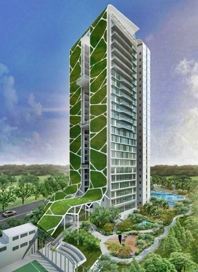 singapores pride skyrise gardens that save energy