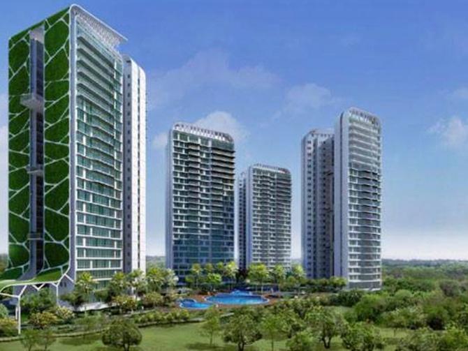 Tree House condominium in Bukit Timah