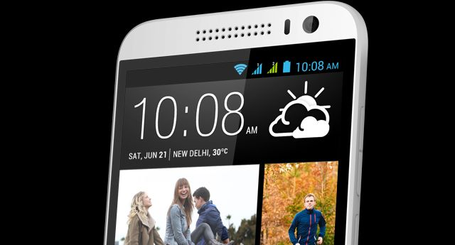 HTC Desire 616.