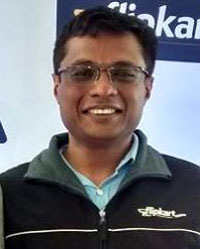 Flipkart's co-founder Sachin Bansal