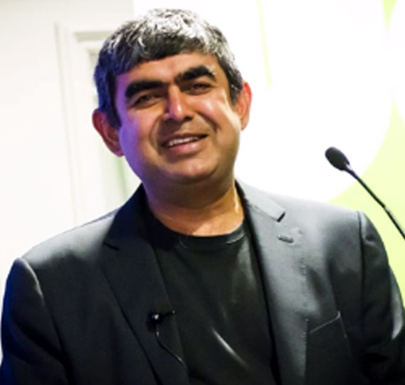 An outsider, Sikka will be the first non-founder to take over as CEO since 1981, when Infosys was founded by seven friends.