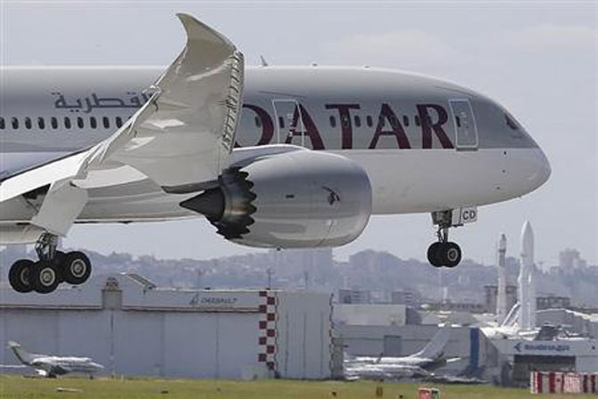 Qatar Airways keen to buy stake in IndiGo