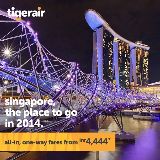 Now, fly to Singapore for just Rs 5,999!