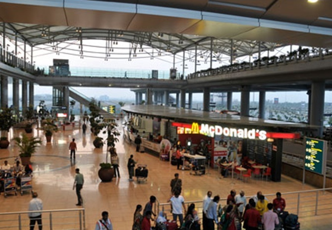 Rajiv Gandhi International Airport, Hyderabad