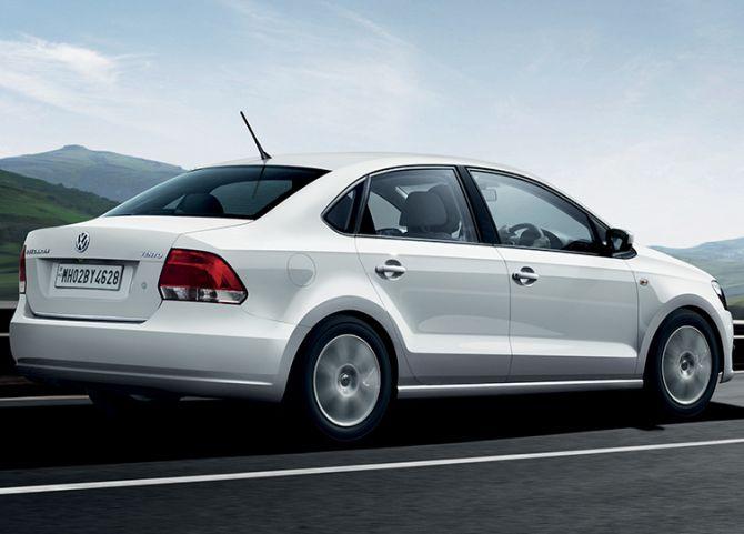 VW Vento.