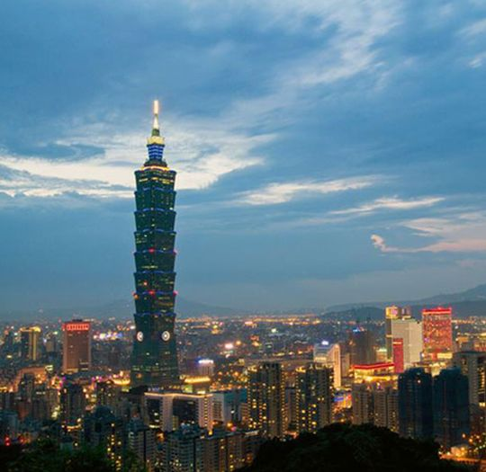 Taiwan is the biggest market for  consumer products.