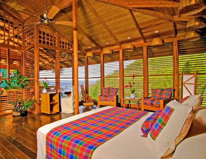Anse Chastanet Resort.