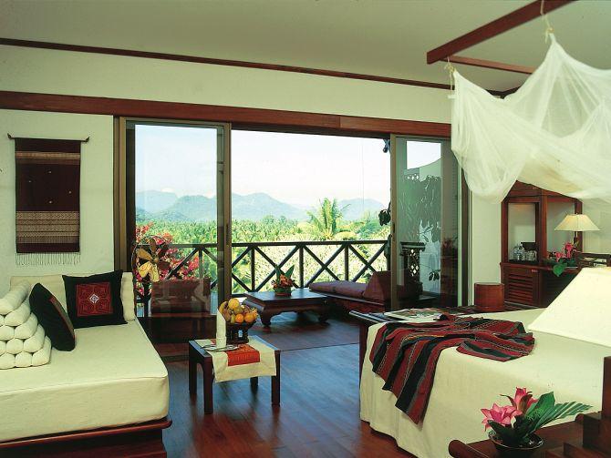 La Residence Phou Vao.