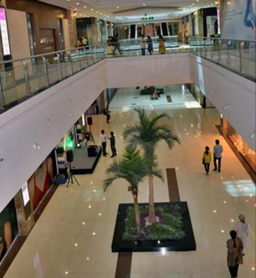 Lullu Mall, Kochi.