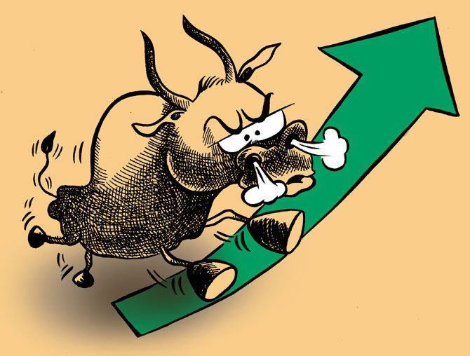February dhamaka: Funds pump in Rs 100 bn in markets