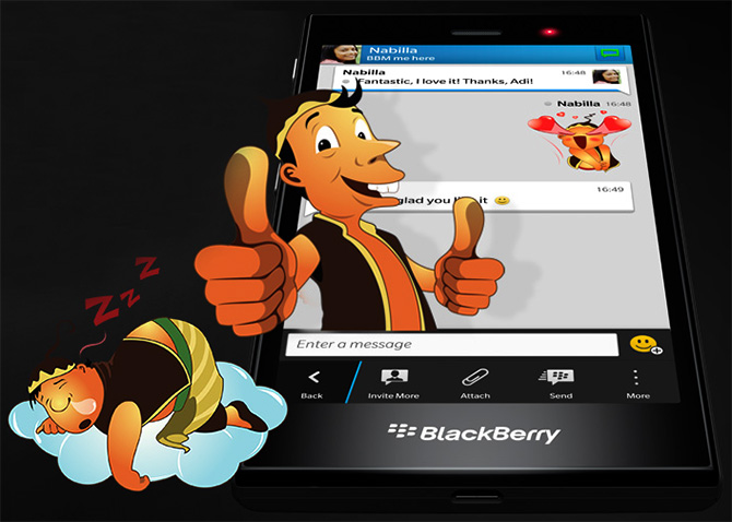 BlackBerry will unveil the 'next generation BlackBerry 10 devices' on June 25.