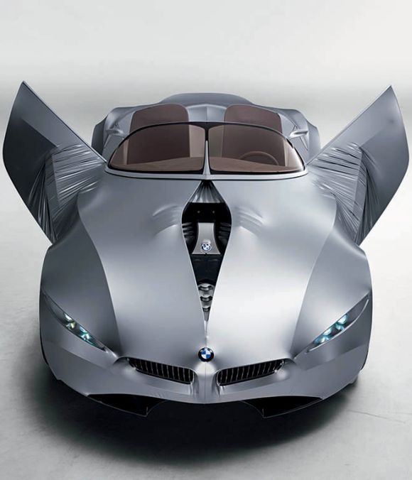BMW GINA Light Visionary Model.