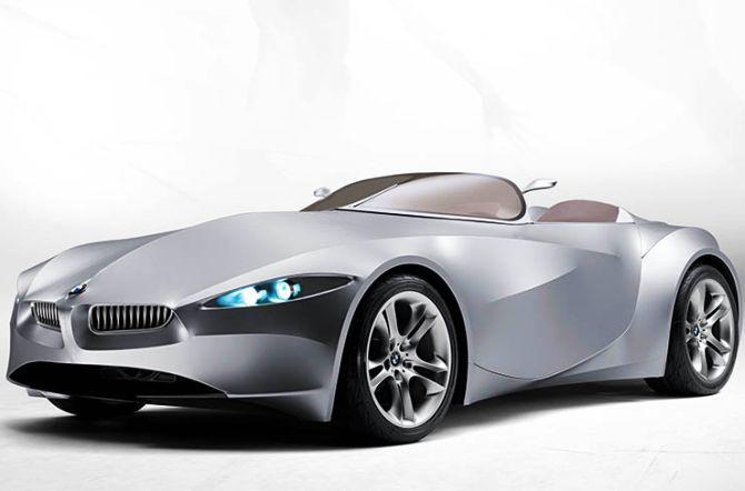 BMW GINA Light Visionary Model.