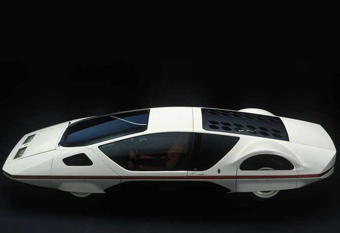 Pininfarina (Ferrari) Modulo.