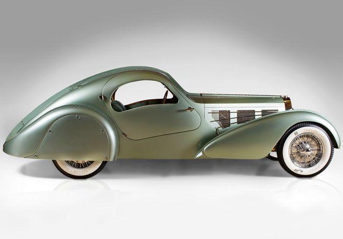 Bugatti Type 57S.
