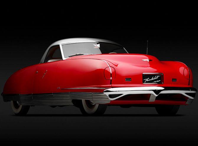 Chrysler Thunderbolt.