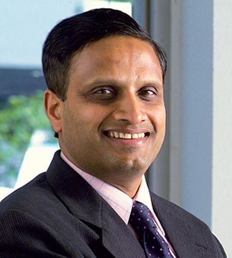Infosys COO, U.B Pravin Rao
