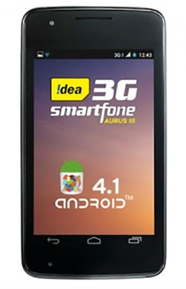 Idea 3G phone.