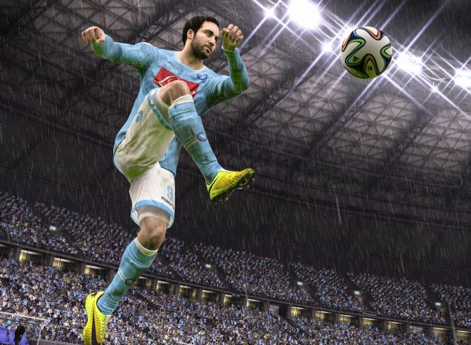 FIFA 15: The ultimate football game