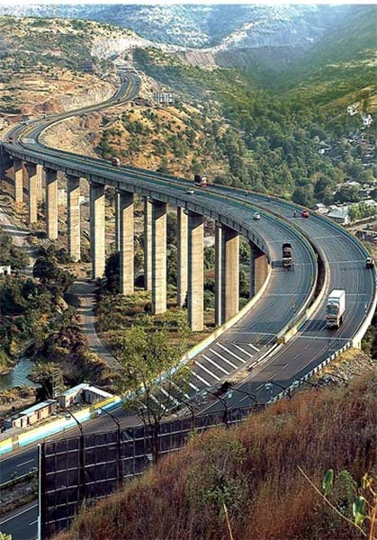 World's longest road networks, India is No 2