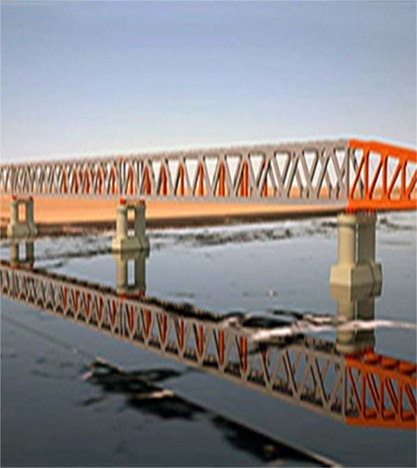 India's longest rail-cum-road bridge in a limbo