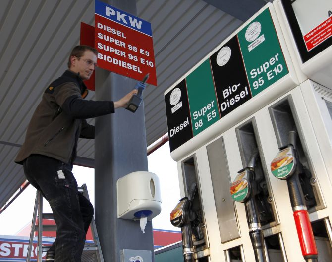 30 countries where petrol costs more than India