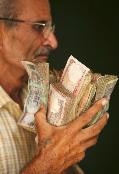 How well do you know India's finance ministers?