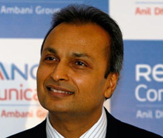 RCom chairman Anil Ambani.