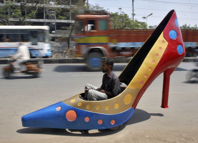 Totally bizarre and wacky vehicles from around the world