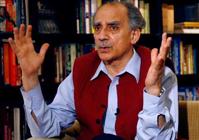 Arun Shourie.