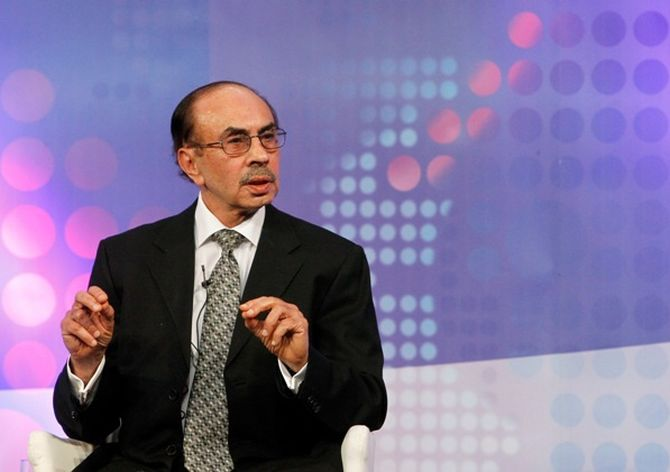 Adi Godrej, chairman of the Godrej Group.