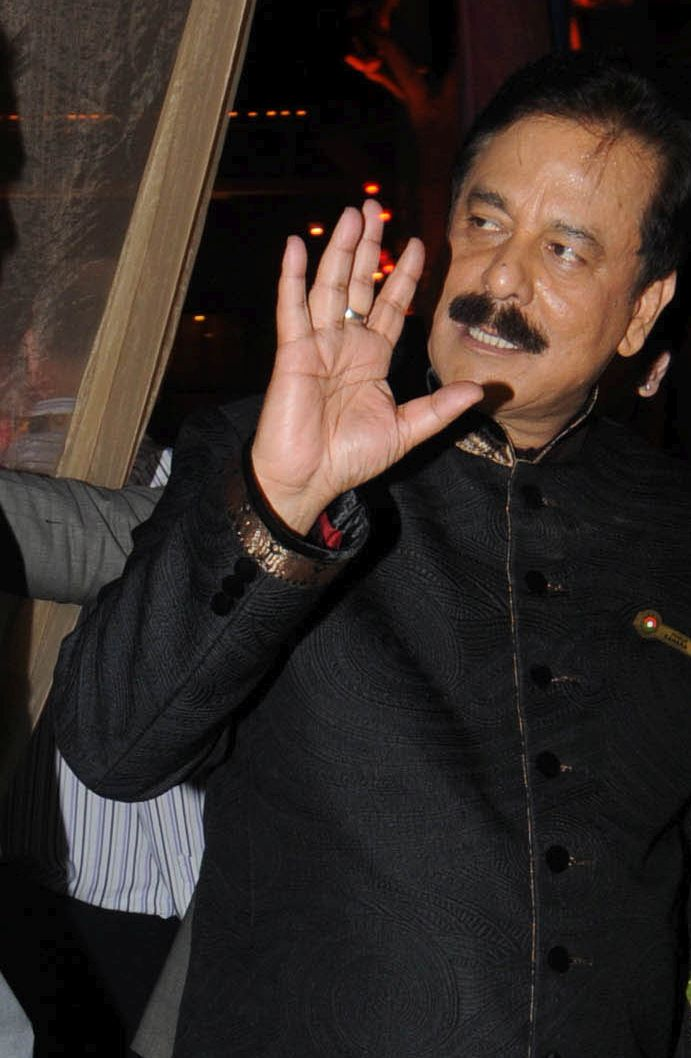 Subrata Roy's hope of getting bail dashed again