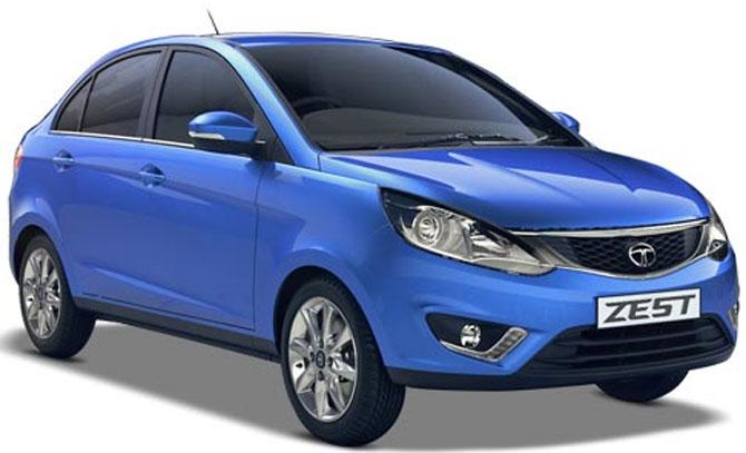 Tata Zest too will sport a petrol engine.