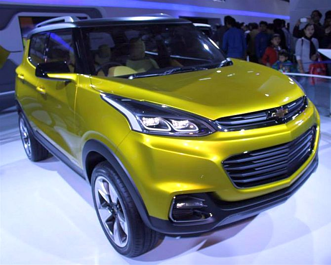 Gorgeous Mini Suvs That Will Soon Hit Indian Roads Rediff Com