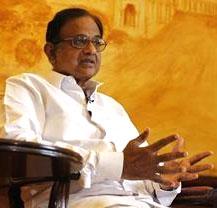 Finance Minister Palaniappan Chidambaram. Photograph: Anindito Mukherjee/Reuters