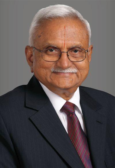 P R Ramasubrahmaneya Rajha.