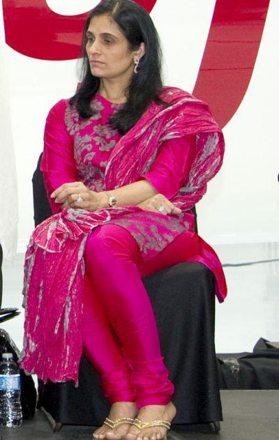 Kavery Kalanithi.