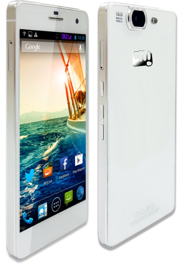 Micromax Canvas Knight.