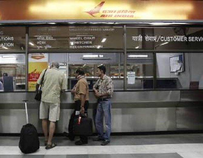 Air India will have to discontinue routes on which it is making losses.