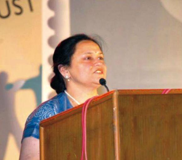 Vinita Singhania.